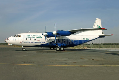 One engine failed on takeoff on November 8, 2007 at Khartoum due to bird strike, returned and crash landed on the military part of the airfield, 2 killed