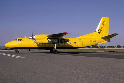 AiRom 2000 (Air Romania) Antonov An-24RV YR-ARB (msn 57310405) (Bruce Drum Collection). Image: 951107.
