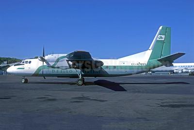 Daallo Airlines Antonov An-24RV EY-47693 (msn 27307510) JIB (Christian Volpati Collection). Image: 952341.