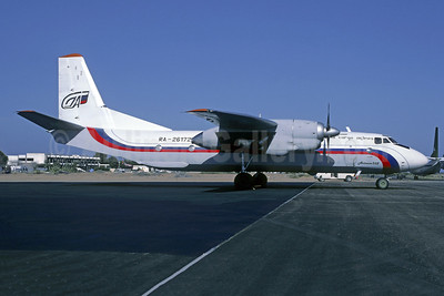 Special Cargo Airlines Antonov An-26B RA-26172 (msn 13906) JIB (Christian Volpati). Image: 950556.