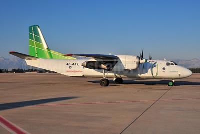 Air Sirin Antonov An-26 4L-AFL (msn 17310610) AYT (Ton Jochems). Image: 905649.