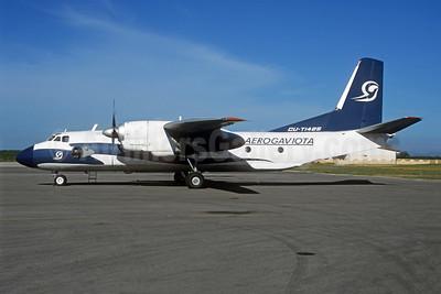 Aerogaviota Antonov An-26 CU-T1425 (msn 6904) VRA (Christian Volpati Collection). Image: 947605.