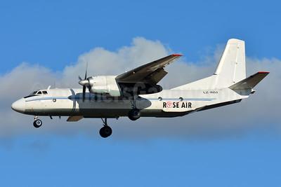 Rose Air (Bulgaria) Antonov An-26B LZ-ABJ (msn 9608) TLS (Paul Bannwarth). Image: 951425.