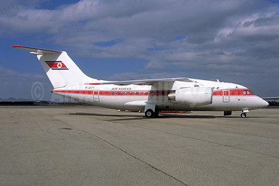 Air Koryo Antonov An-148-100B P-671 (msn 0308) (Jacques Guillem Collection). Image: 944071.