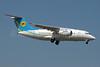 "UIA (Ukraine International Airlines) ( <a href=""http://www.flyuia.com"">http://www.flyuia.com</a>) Antonov An-148-100B UR-NTD (msn 0110) (AeroSvit fuselage colors, UIA tail logo) GVA (Paul Denton). Image: 910059."