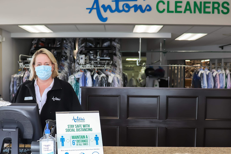 Ellen Martinez of Lawrence is the manager of the Anton's in Woburn.