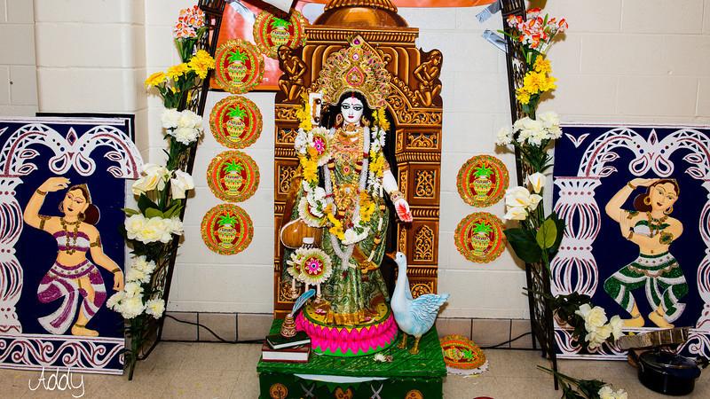 Antorik's 15th Saraswati Puja 2014