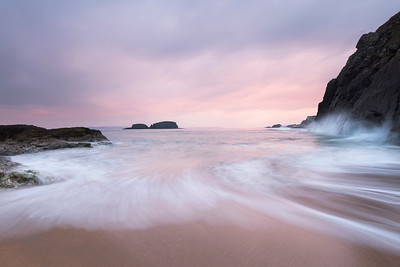 A Pink Dawn, Ballintoy -IMG_3226