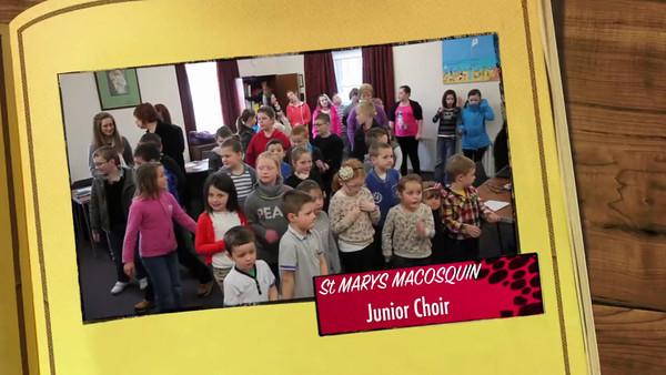 Junior Choir Tidy up Song 2