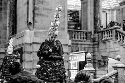 Funy Christmas Tree