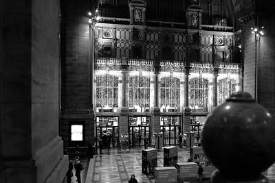 Antwerpen Station Checkout