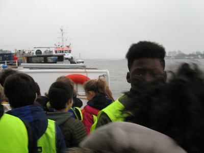 Antwerpen - milieuboot