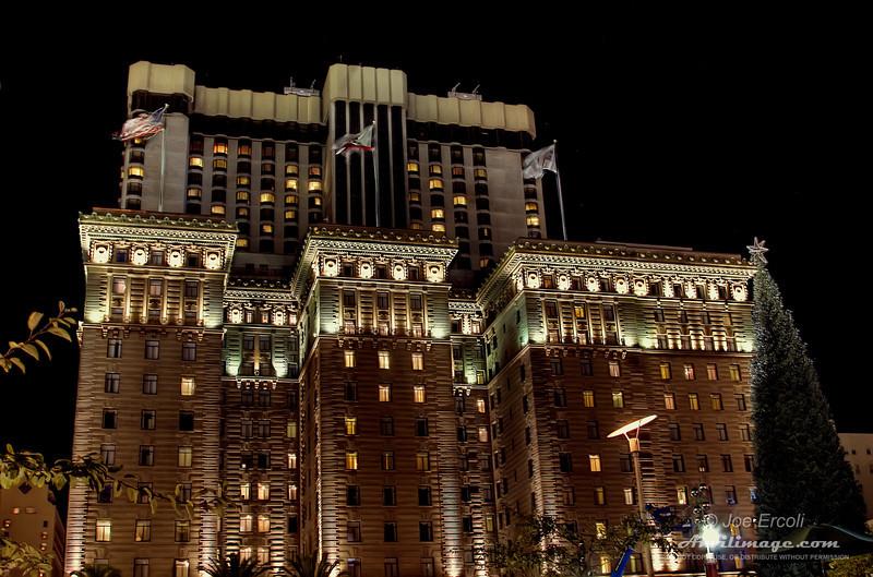 St Francis Hotel