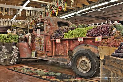 Casa de Fruit Truck