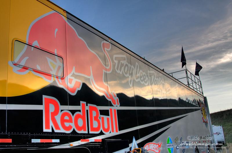 Red Bull Sunset