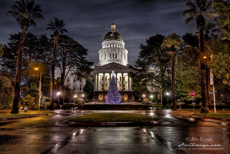 <strong>Christmas at the Capitol</strong>
