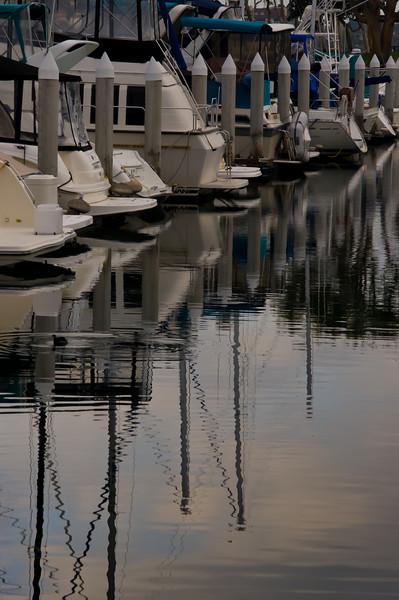9April11 - Reflecting docks.<br /> SMCP-DA 55-300mm f/4-5.8