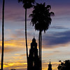 18Feb11 - Balboa Park sunset.<br /> SMCP-FA 77mm f/1.8