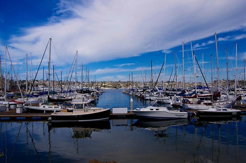 29Sept10-Lunch time at Shelter Island Marina.<br /> SMCP-DA 16-45mm f/4