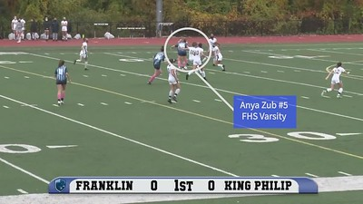 Anya Zub 2020 FHS Highlights