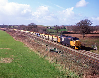 Devon freight workings