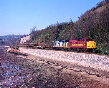 990317  37670 37708  PLY-BRS engineers  Teignmouth
