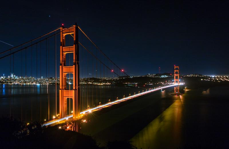Golden Gate Bridge Picture Number Seven