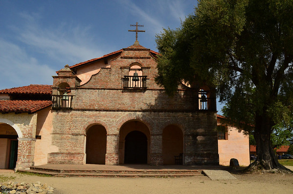 Remembering the Mission and Las Padres