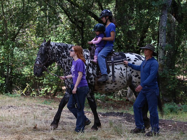 2017 ANYWHERE WILD!,  Light House for the Blind,  Enchanted Hills Camp