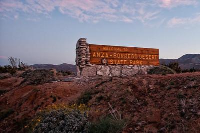 Anza-Borrego Desert State Park 2011