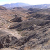Anza-Borrego Desert State Park, Slot Canyon Badlands
