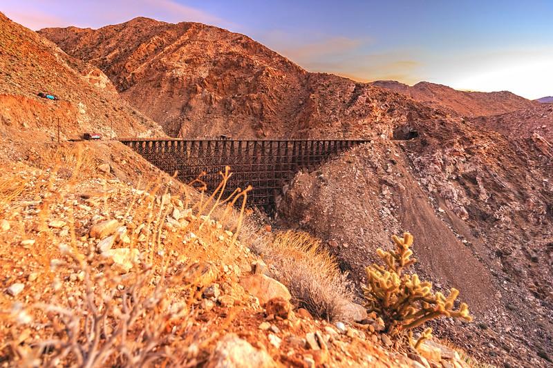 The Goat Canyon Trestle