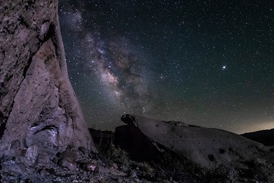 The Milky Way Rocks!