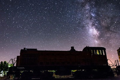 Galaxy Train