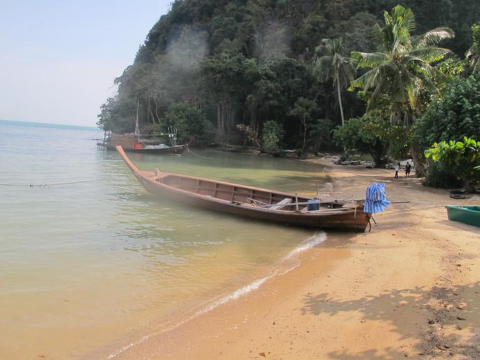 Ao Nammao Bay Krabi, Thailand