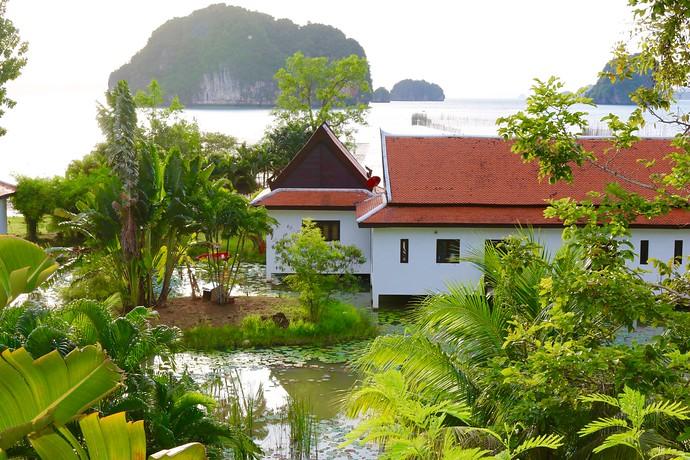 Kaleane villa offering beachfront living Thalane Bay Krabi Thailand