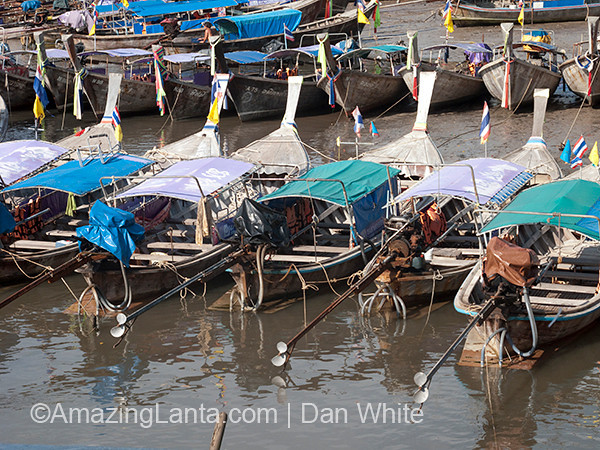 Ao Nang. Krabi. Thailand.