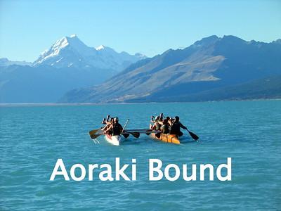 Aoraki Bound#aorakibound
