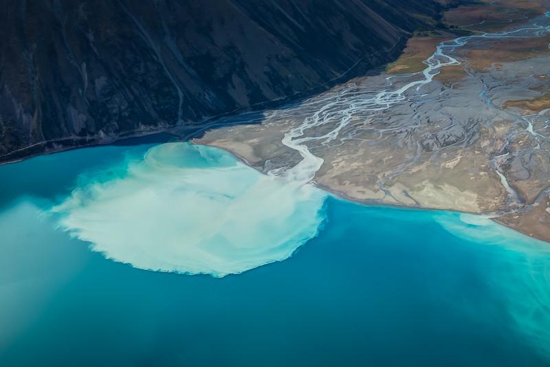 Lake Tekapo Sediment