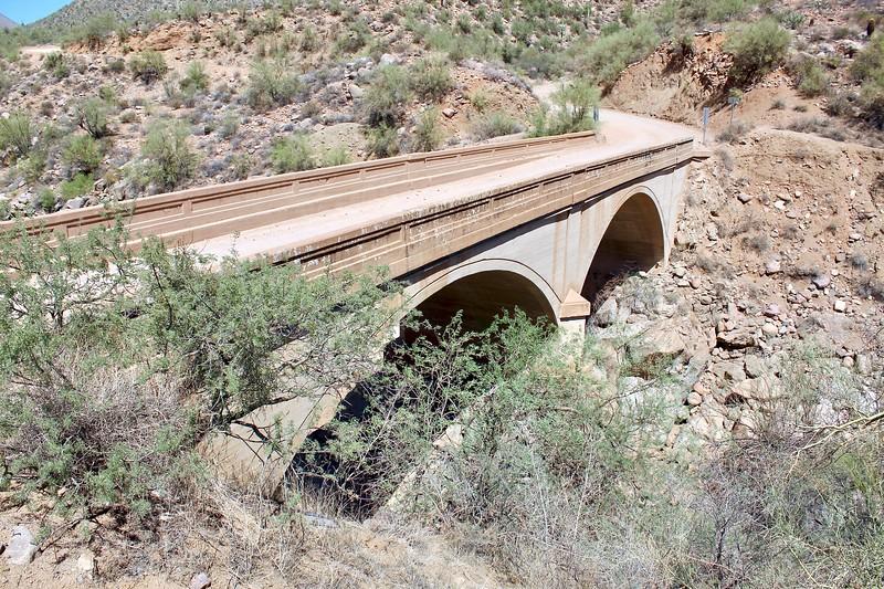 Pine Creek Bridge (2018)