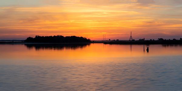 Apalachicola Bay Sunrise