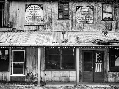Old Building inApalachicola