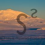 Sunrise Mount Erebus