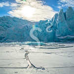 Open Water Glacier