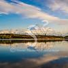 Reflective Sunset Denali