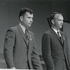 Astronauts John Young and Michael Collins - Gemini 10 Crew