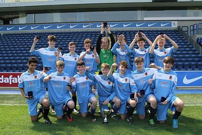 BWD League Winners