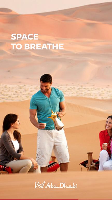 Abu Dhabi App