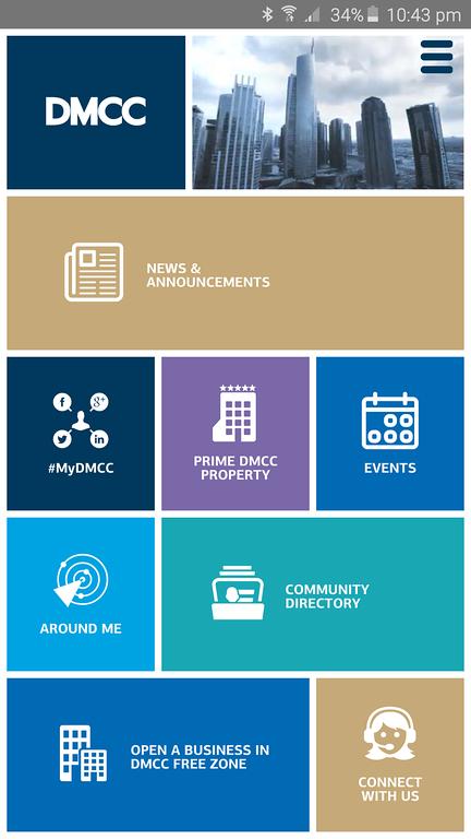 DMCC App