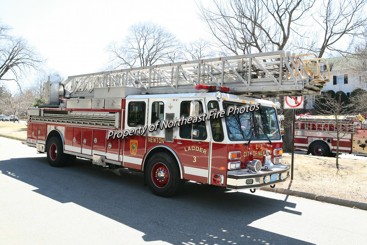 Newton, MA, Ladder 3